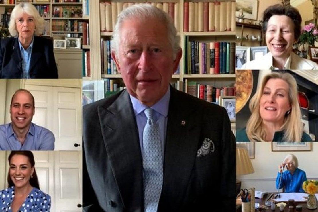 Dalla Regina a William e Kate, la Royal Family ringrazia (in videochiamata) gli infermieri di tutto il mondo