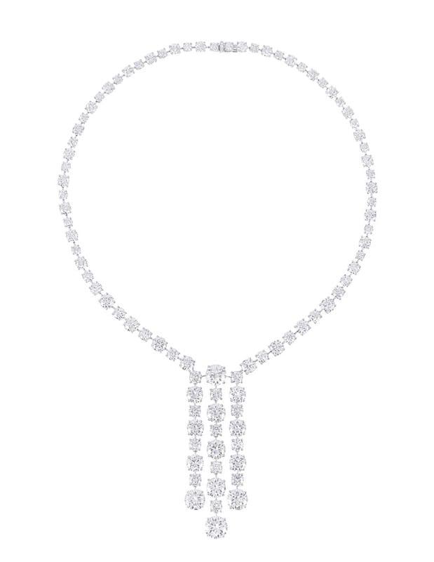 Collana Graff di diamanti