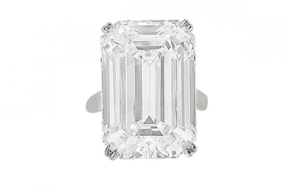 Per la prima volta Christie's mette all'asta on line un diamante rarissimo