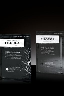 Le maschere in foglio Filorga