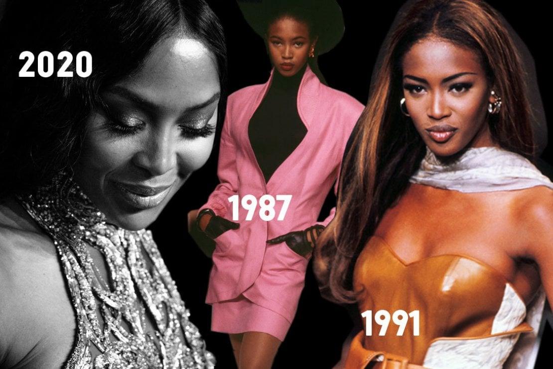 Naomi Campbell compie 50 anni: tanti auguri alla Venere Nera
