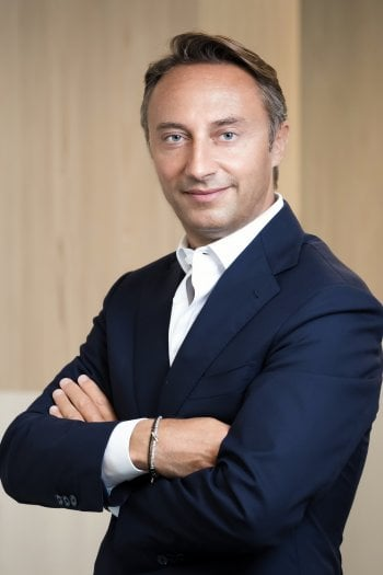 Luca Lomazzi, Country General Manager Shiseido Italy