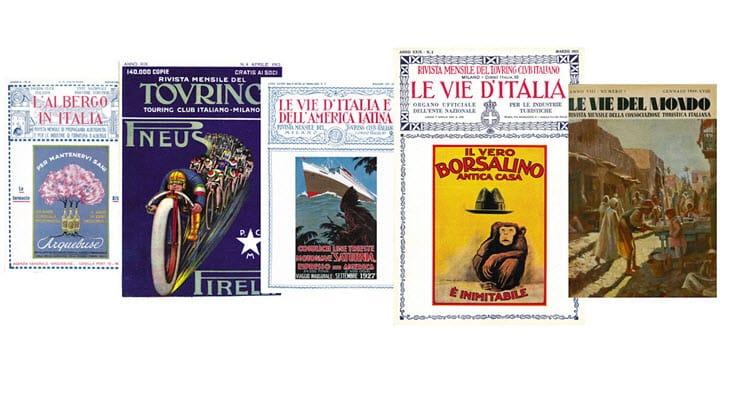 Le storiche riviste di viaggi