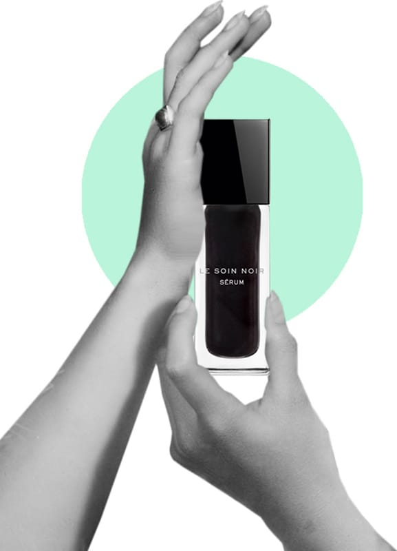 Siero viso, Le soin Noir, Givenchy
