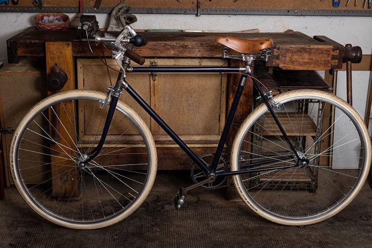 Ricicletta, bici realizzate con pezzi second Hand