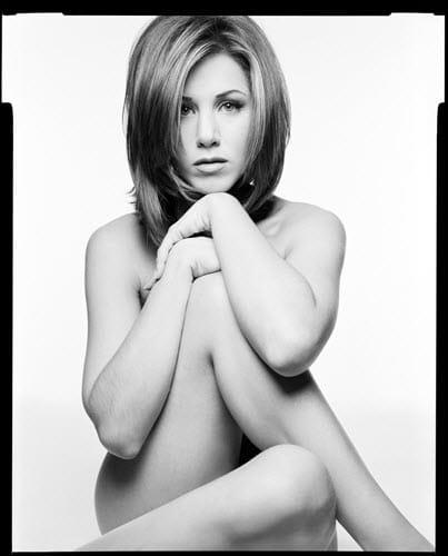 © Jennifer Aniston (1995) - Mark Seliger / Christie's