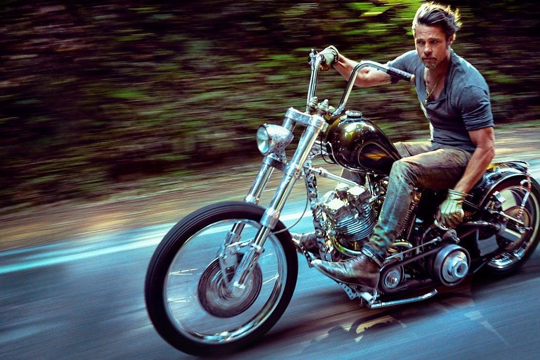 Brad Pitt, Humboldt, CA, 2014 - © Mark Seliger / Christie's