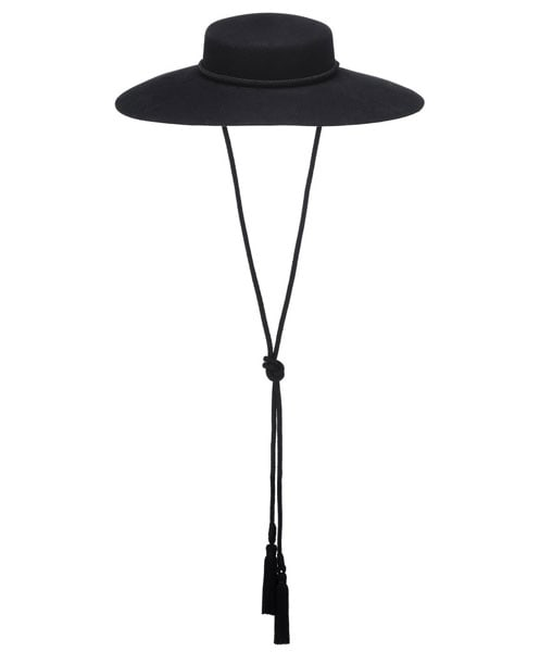 Cappello in feltro, Saint Laurent in vendita su My Theresa