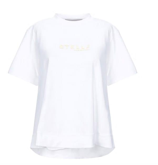 Maglia bianca, Stella McCartney in vendita su Yoox