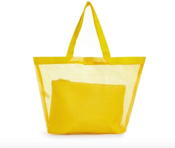 Shopper con bustina, Primark (10 euro)