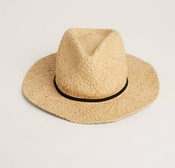 Cappello di paglia, Bershka (12,99 euro)