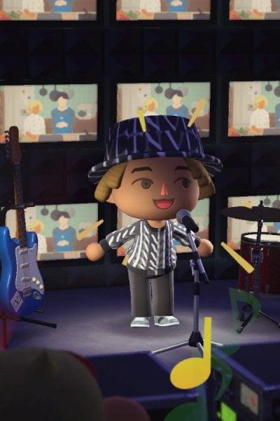 Ghali in stile Animal Crossing: il suo avatar veste Valentino. ''La mia passione per gli abiti è iniziata quando ero ragazzino''