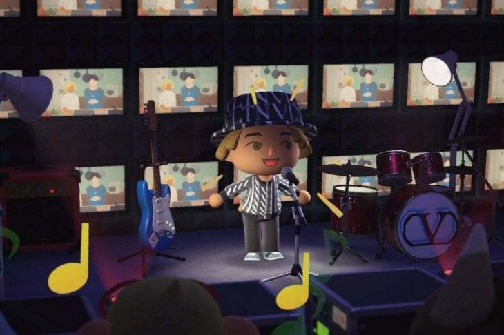"""Ghali in stile Animal Crossing: il suo avatar veste Valentino. """"La mia passione per gli abiti è iniziata da ragazzino"""""""