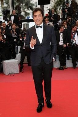 Javier Bardem a Cannes nel 2019. L'attore è un fedelissimo del brand