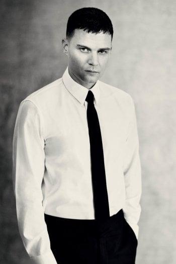 Matthew M. Williams, nuovo direttore creativo di Givenchy (ph. Paolo Roversi)