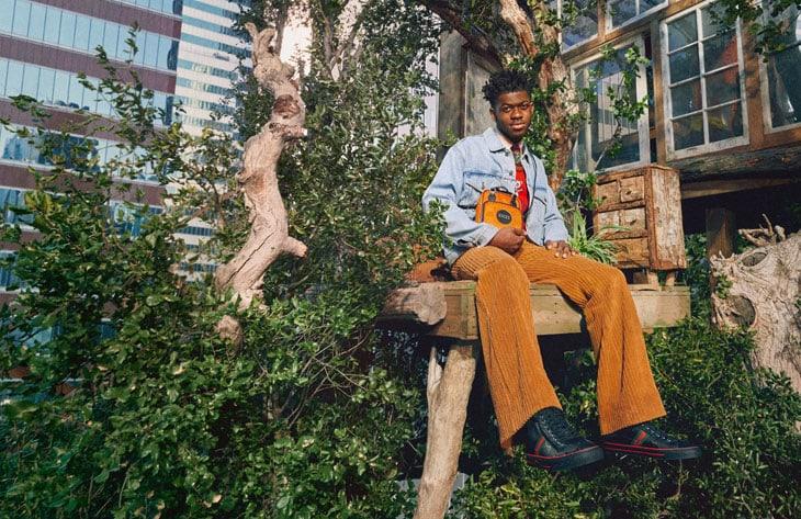 Lil Nas XCourtesy Image: Harmony Korine/Gucci