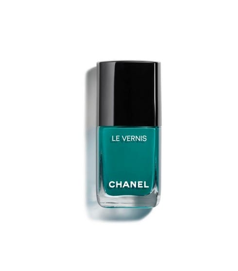 Smalto verde, Chanel