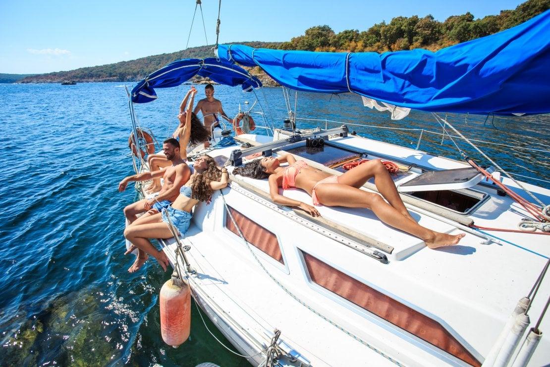 Cosa ci piace questa settimana: la barca a vela