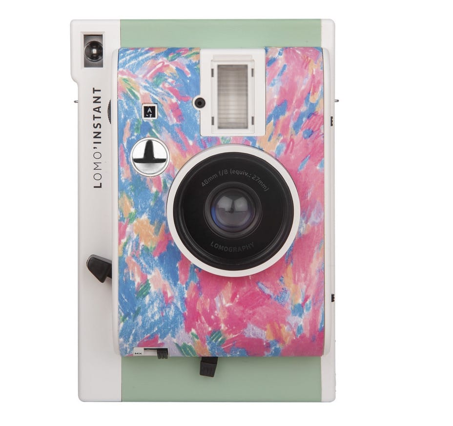 Macchina fotografica, Lomo'Instant Song's Palette Edition