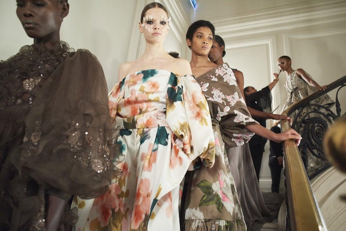 Valentino Haute Couture PE 19Courtesy: Valentino