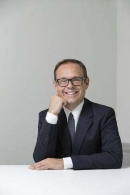 Riccardo Ferrari, direttore generale di Sisley Italia