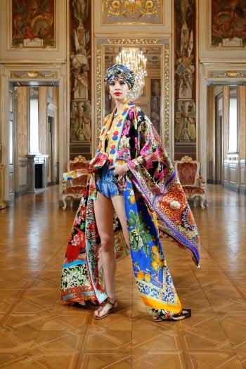 Vacanze all'italiana, l'alta moda secondo Dolce&Gabbana