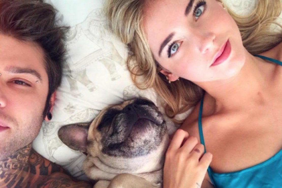 Chiara Ferragni annuncia: Il nostro cane Matilda ha un tumore