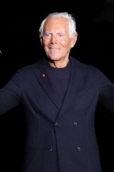 Giorgio Armani: il Re della moda italiana compie 86 anni