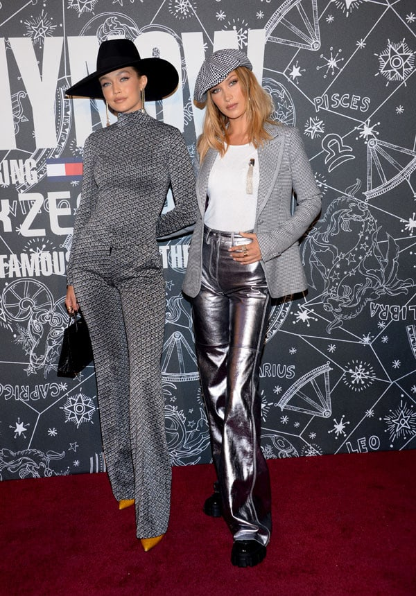 Le sorelle Gigi e Bella Hadid