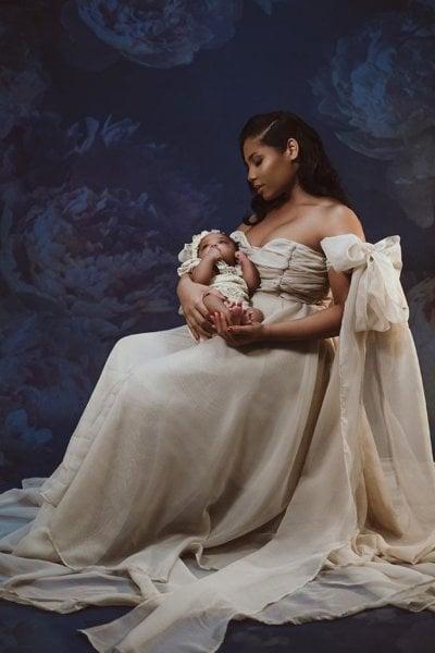 Usain Bolt: le foto della figlia Olympia Lightning sono dolcissime