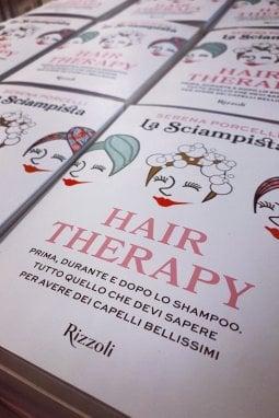Serena Porcelli: Sono La Sciampista e vi insegnerò a lavarvi i capelli come non avete mai fatto