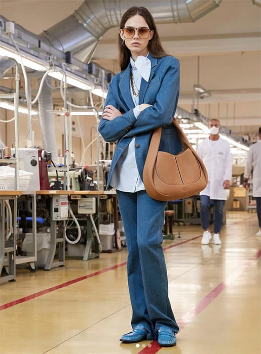 Inside Tod's Studio Pre-Spring collection SS21