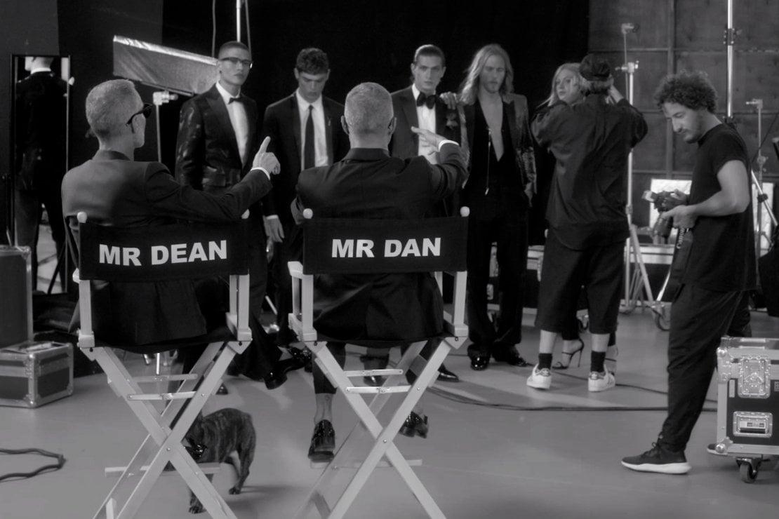 Dean&Dan; Caten Backstage video