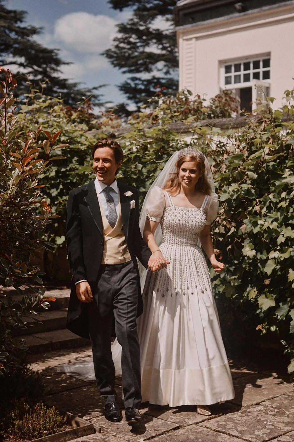 La dichiarazione di Edoardo Mapelli Mozzi a Beatrice di York: Il tuo cuore lo porto con me