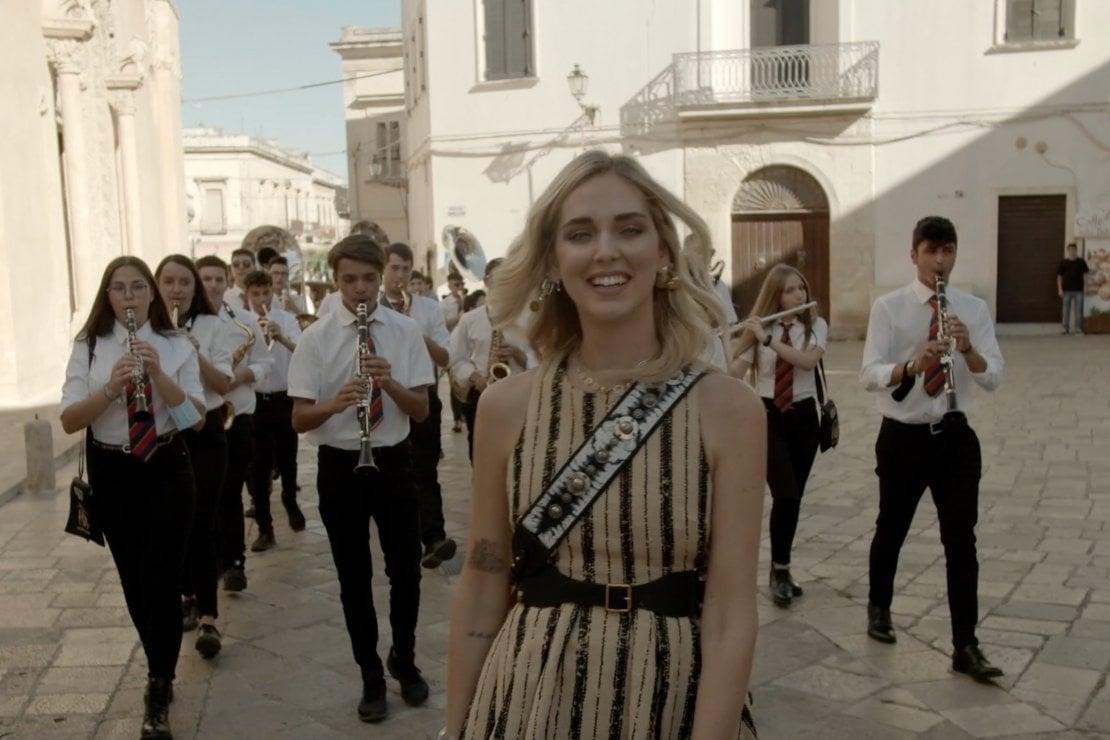 Chiara Ferragni esalta l'arte e l'artigianato salentino: il video per Dior promuove la Puglia