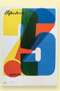 I lavori dell'italiano Cabaret Typographie e Jim Moran (Usa).