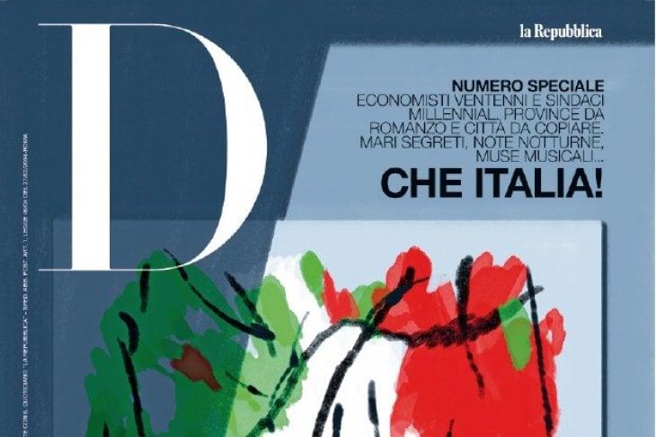 Il numero speciale di D dedicato all'Italia è per tutti: scaricalo ora gratuitamente