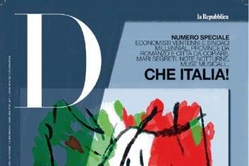 D, un numero speciale sull'Italia che sorprende