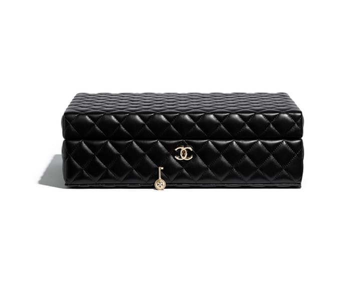 Lo scrigno delle meraviglie firmato Chanel: con 4 mini bag in edizione limitata