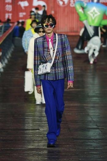 Louis Vuitton, la collezione uomo trasloca a Shanghai