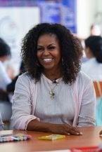 """Michelle Obama e la depressione: """"Sto bene ma vi dico, ascoltatevi e chiedete aiuto"""""""