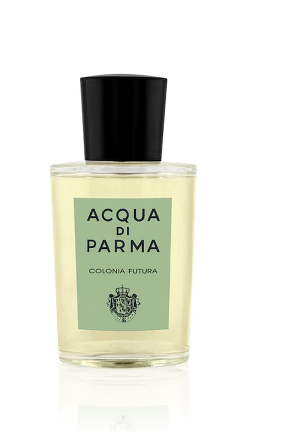 Eau de cologne con il 99% di materie prime di origine botanica, Acqua di Parma
