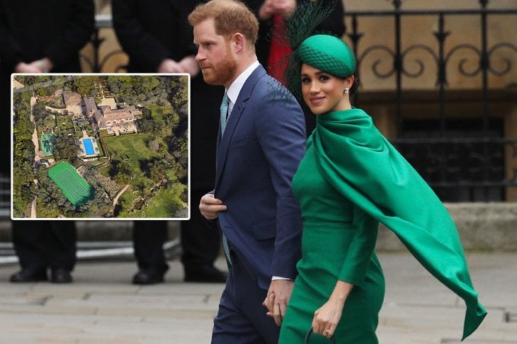 Ecco com'è e quanto costa la nuova casa di Harry e Meghan in California