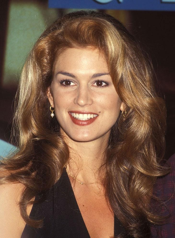 Cindy Crawford negli anni '90
