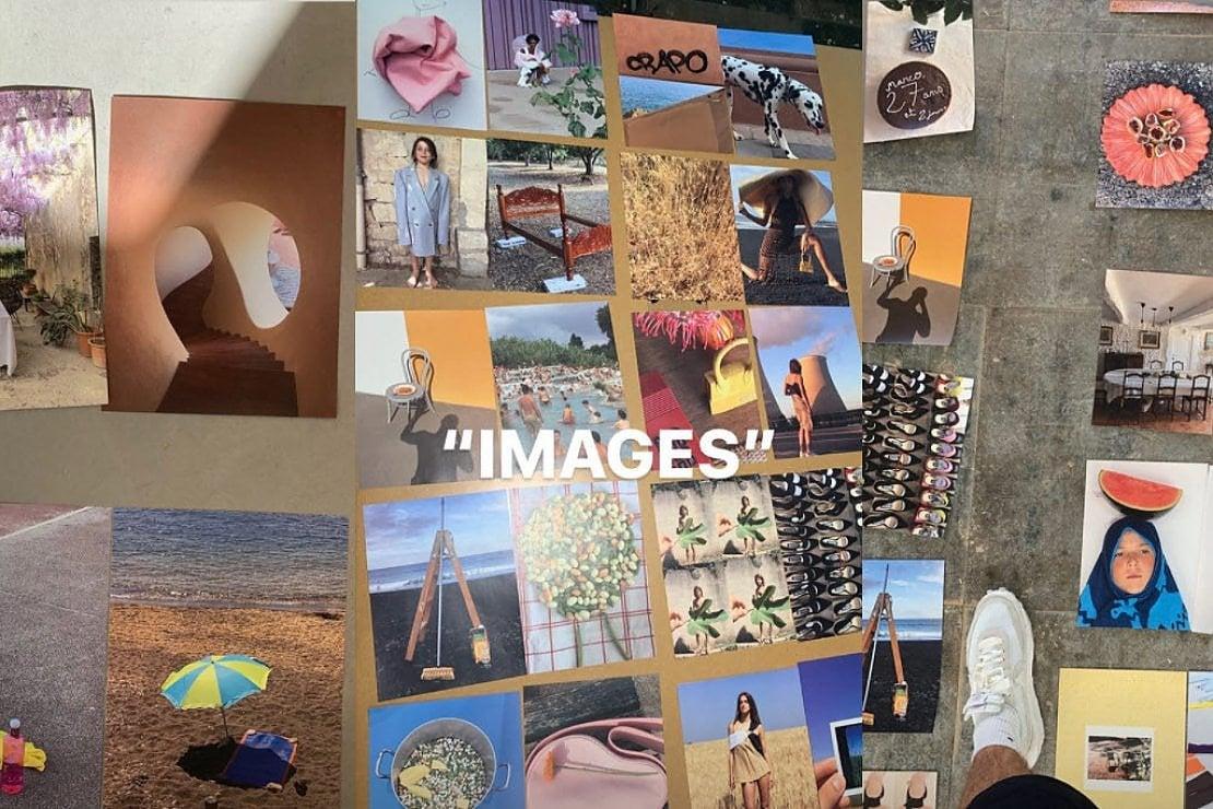 Images, il libro fotografico di Jacquemus con gli scatti più belli realizzati con l'iPhone
