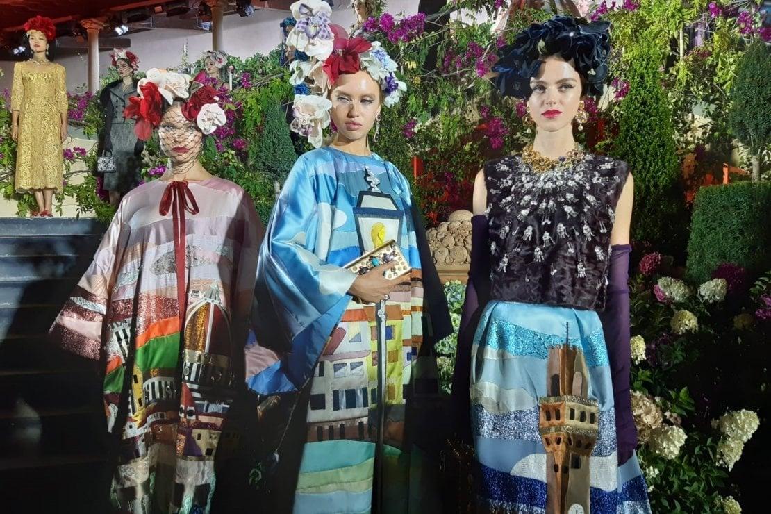 Dolce&Gabbana, una sfilata per rinascere