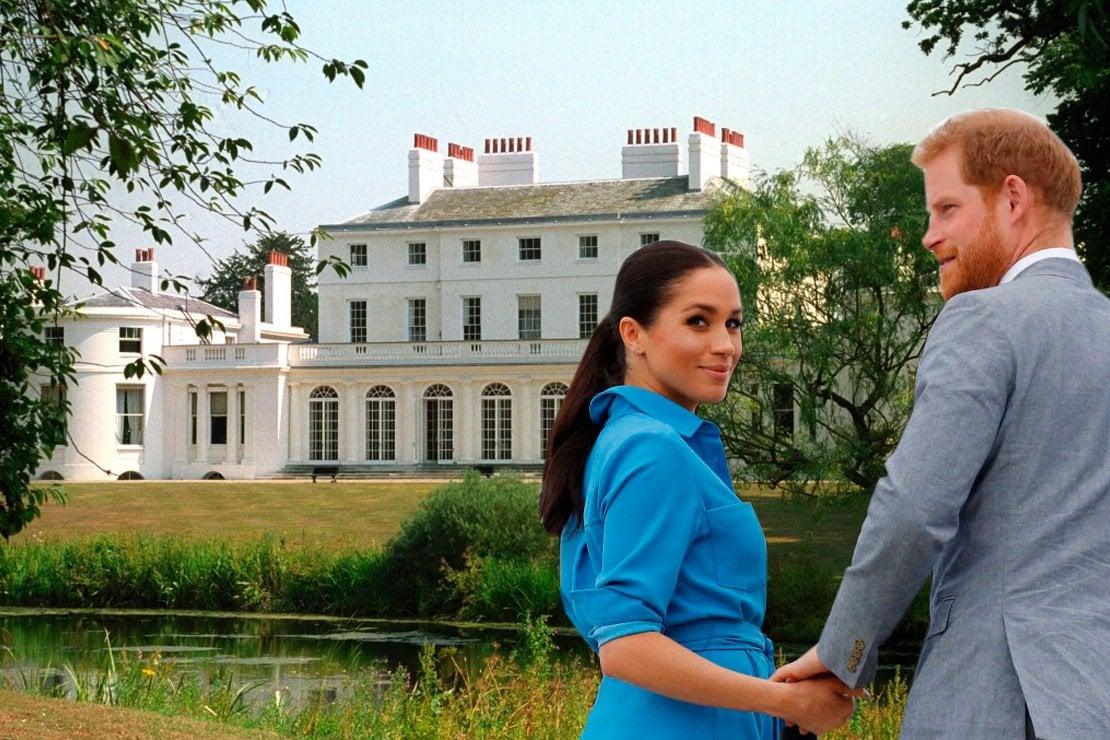 Harry e Meghan ripagano il debito: restituiti i soldi del restauro di Frogmore House