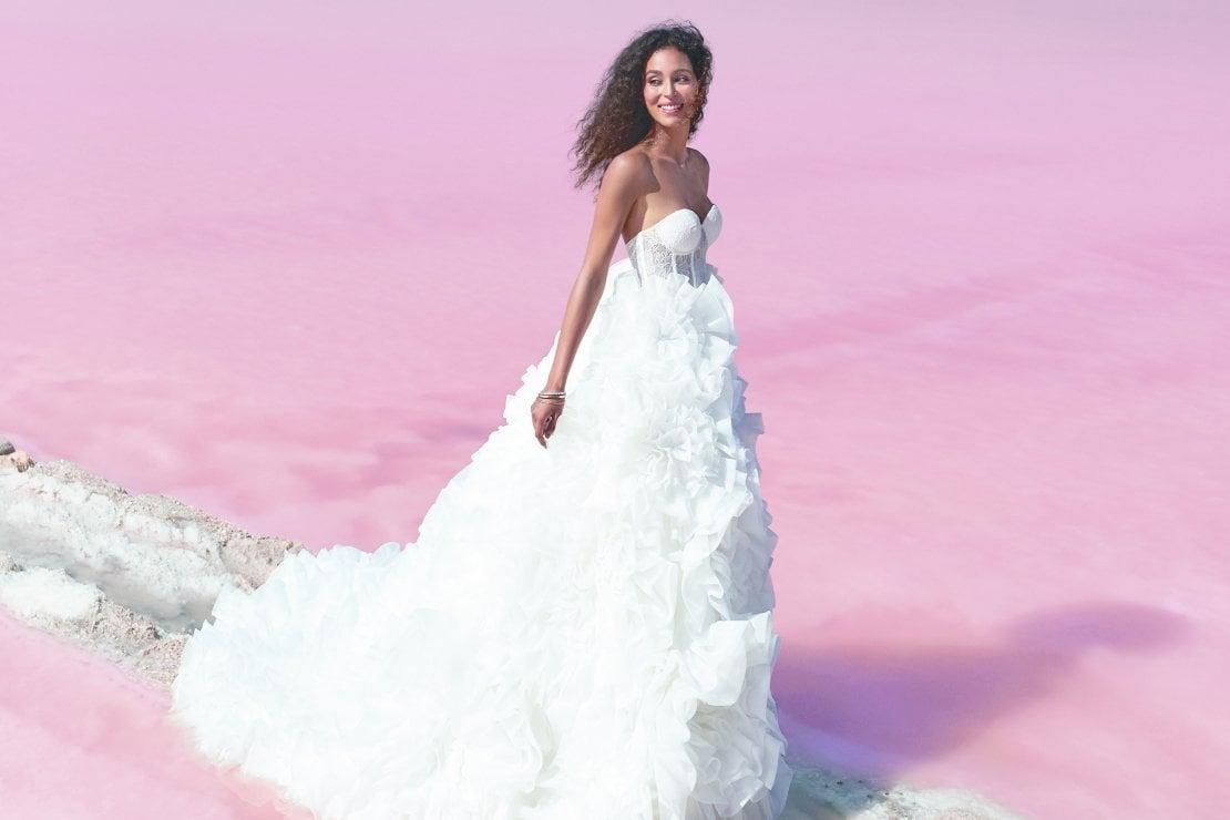 Atelier Emé: gli abiti da sposa democratici. A prezzi accessibili e per tutte le taglie