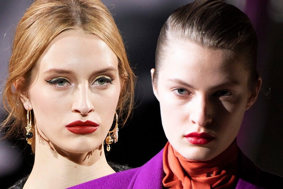 Sfilata: Dolce&Gabbana, Saint Laurent