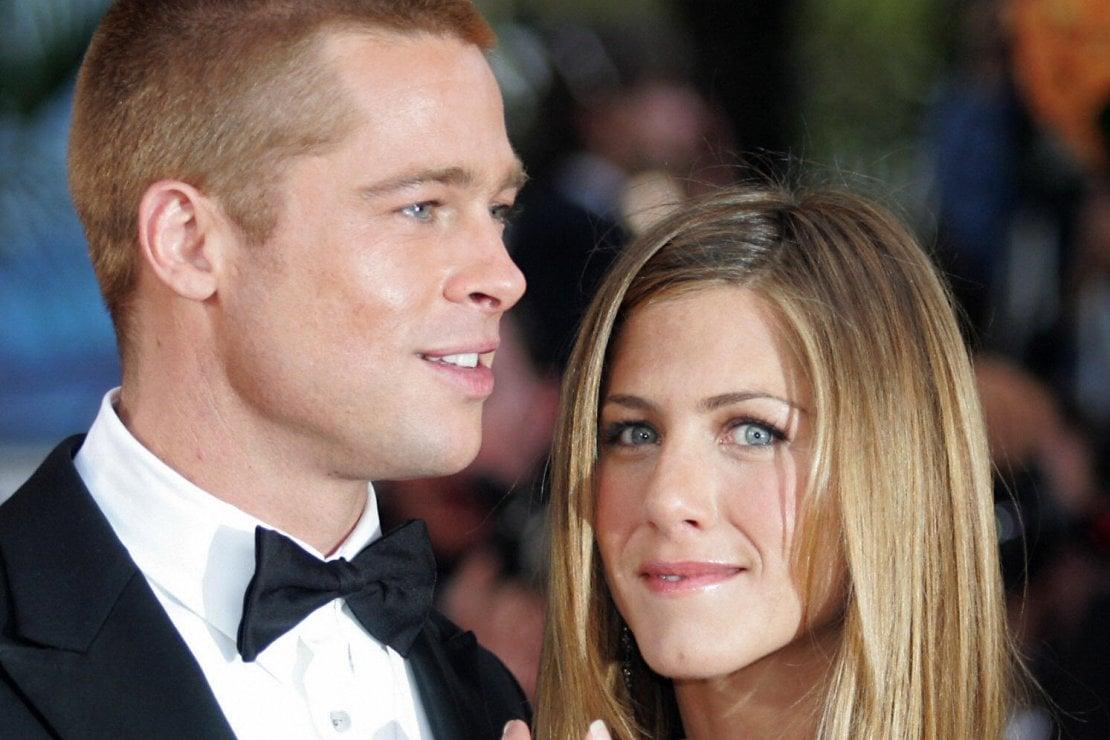 Volete rivedere Brad Pitt e Jennifer Aniston insieme? Ora potete